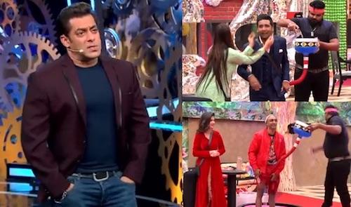 Salman Khan - Bigg Boss 11