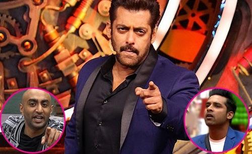 Salman Khan - Puneesh Sharma - Aakash