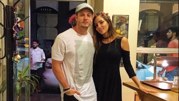 Jason Shah wild-card-entry-with-girlfriend