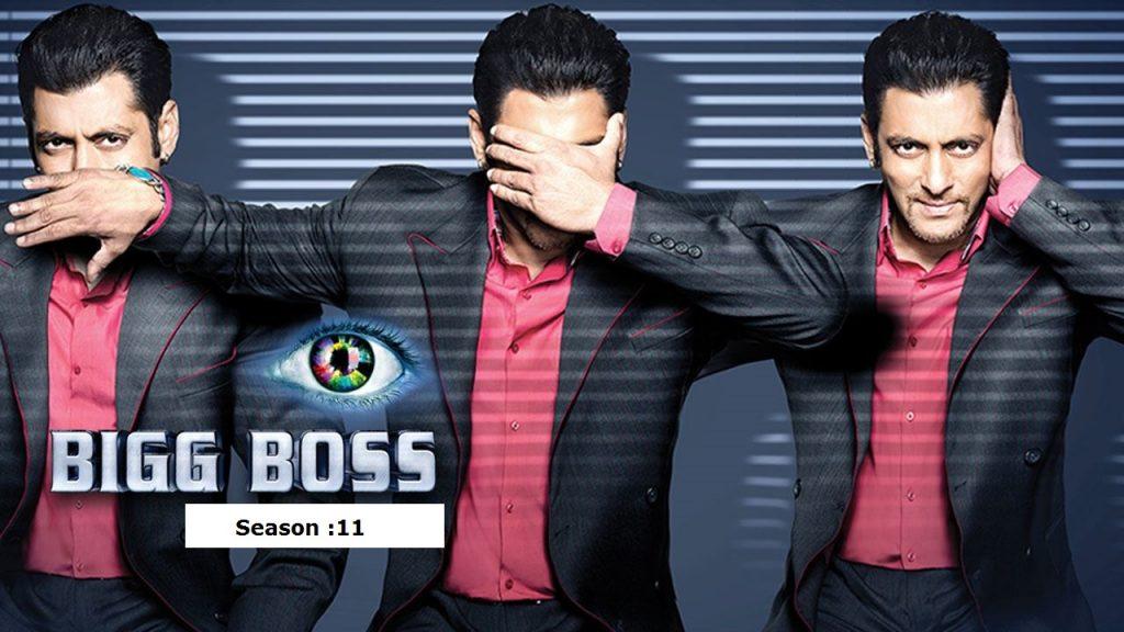 Salmann Khan - Bigg Boss 11