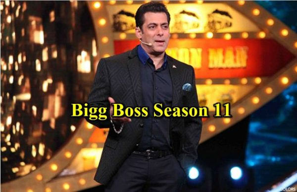Bigg Boss 11 - Salman Khan Promo Shoot