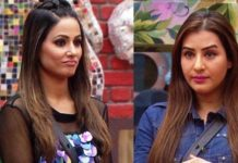 Hina Khan and Shilpa Shinde