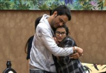 Vikas and Shilpa in Bigg Boss 11